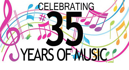 35 Years of Music at Bloomington Center for the Arts