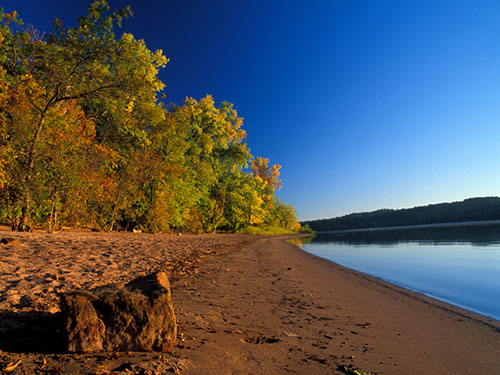 Afton State Park by Mark Lissick