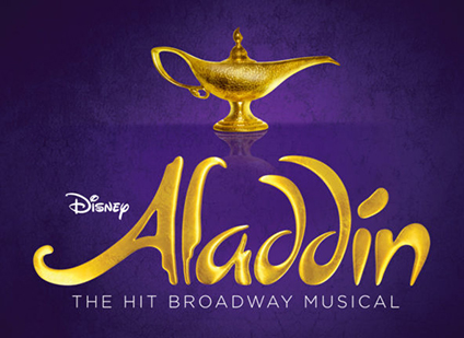 Aladdin at the Orpheum