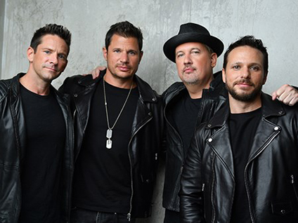An Evening with 98 Degrees