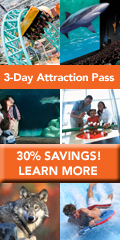 3 Day Attraction Pass to Twin Cities Top Attractions