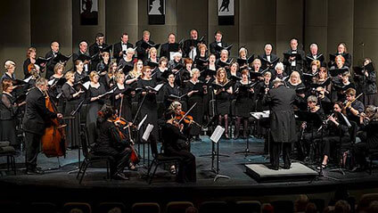 Bloomington Chorale Winter 2016