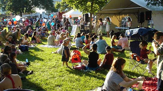 Bloomington Summer Fete