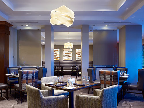 Blue Water Grill Dining Area