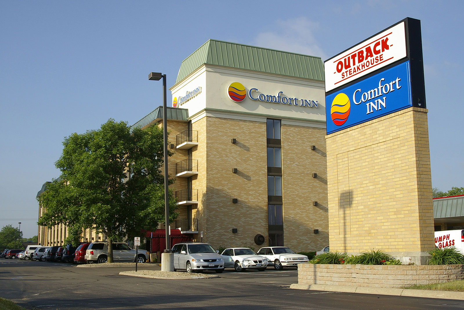 Comfort Inn Airport Hotels In Bloomington Mn Near Minneapolis
