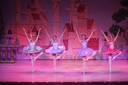 Continental Ballet Co Fairies