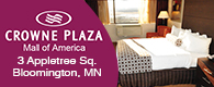 Crowne Plaza MSP International Airport Mall of America