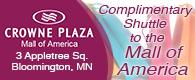 Crowne Plaza Minneapolis Int'l Airport Hotel & Suites