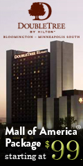 DoubleTree by Hilton Hotel Bloomington Minneapolis South