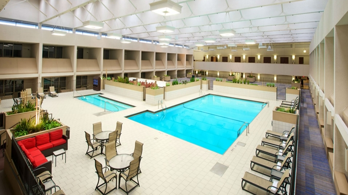 Hotels With Pool Side Rooms Minnesota