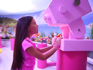 Barbie Dreamhouse Exhibition