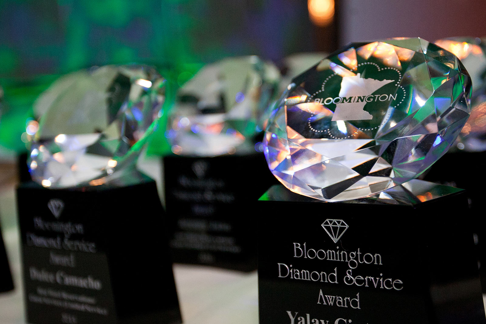 Diamond Service Awards