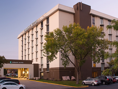 Embassy Suites by Hilton Bloomington Hotel