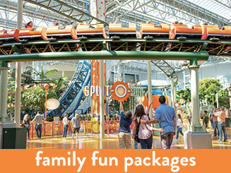 Family Fun Packages 2019