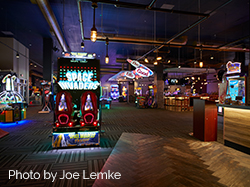 gameworks at mall of america