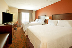 Hampton Inn and Suites deal