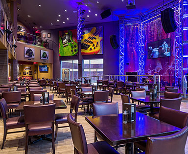 Hard Rock Cafe at Mall of America