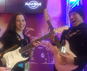 Hard Rock Cafe Experience