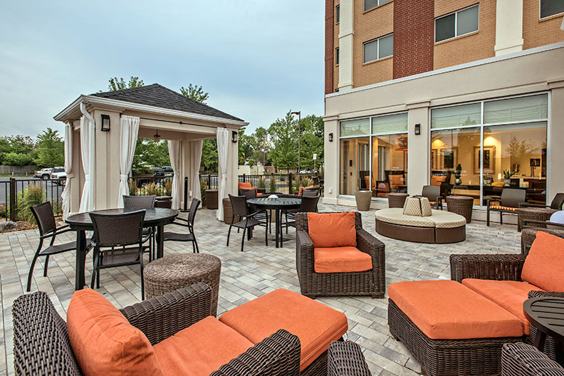 Hilton Garden Inn Mall Of America Hotels In Bloomington Mn