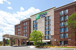 Holiday Inn Express West Hotel Offer