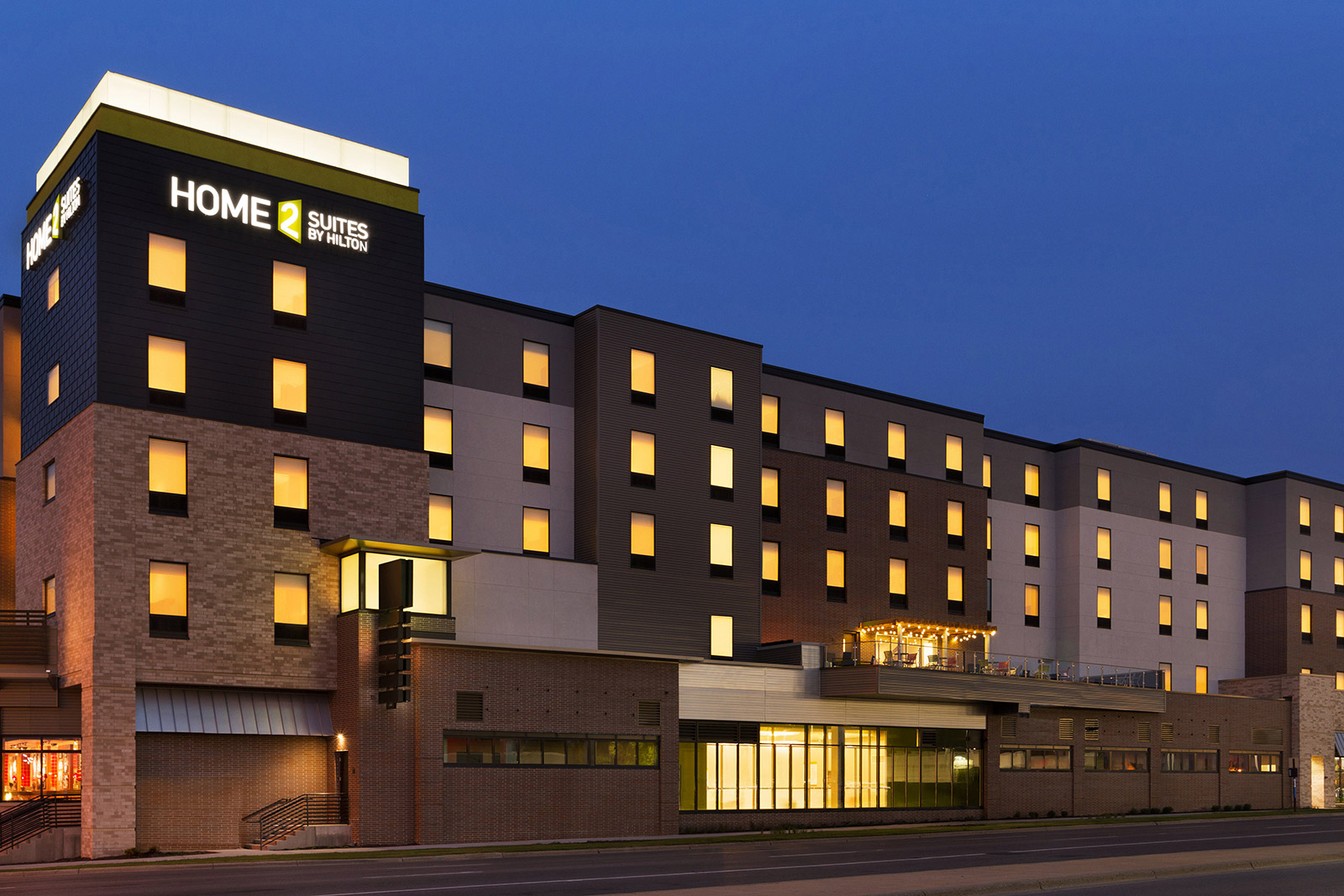 Home2 suites by hilton minneapolis hotels in bloomington mn for Homes 2