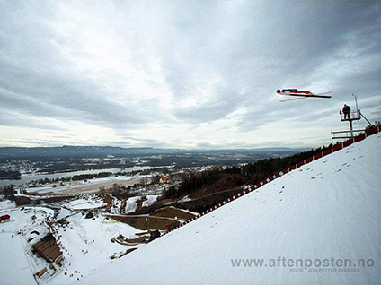 International Ski Jumping Competition