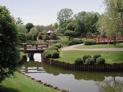 Ordinaire Normandale Japanese Garden Festival