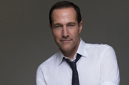 Jim Brickman at the Ames Center