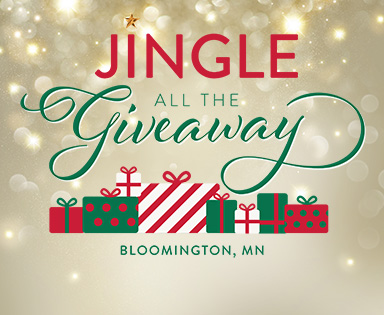 Jingle All The Giveaway