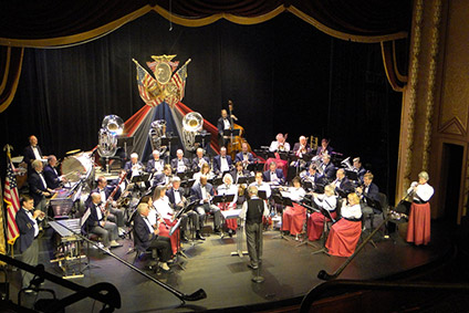 John Philip Sousa Band in Bloomington