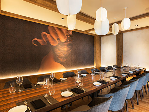 Lela Private Dining Room
