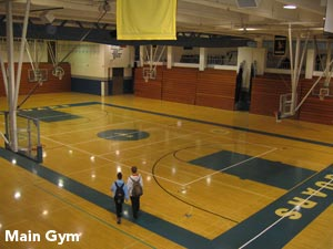 Bloomington Jefferson Main Gym