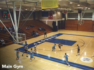 Jefferson High School Main Gym