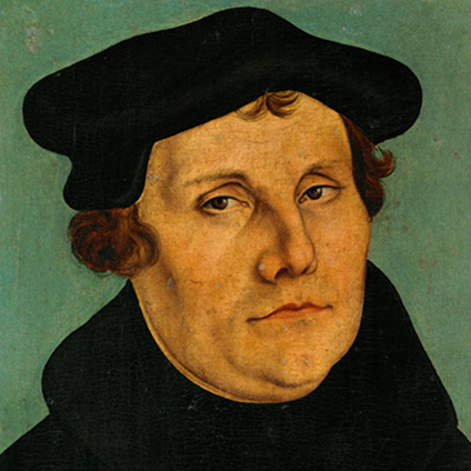 Martin Luther exhibit at MIA