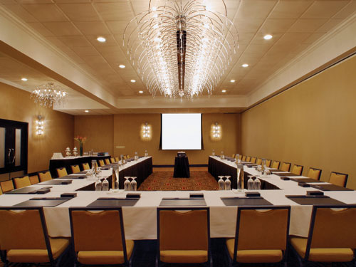 Meeting Room U-Shape