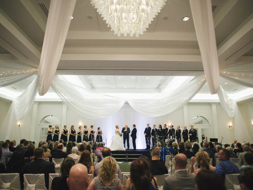 MN Valley Ballroom - Special Occasions - Ceremony