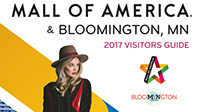 Mall of America and Destination Bloomington 2012 Visitors Guide