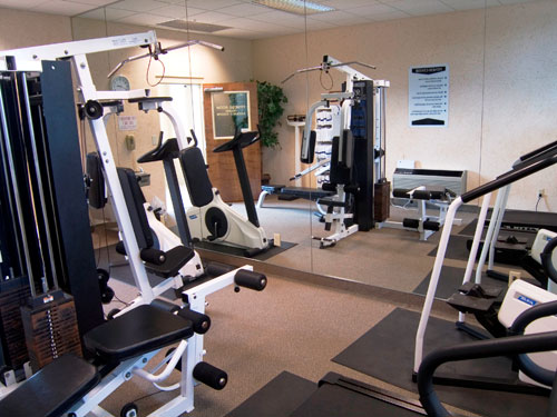 Quality Inn & Suites Fitness Center