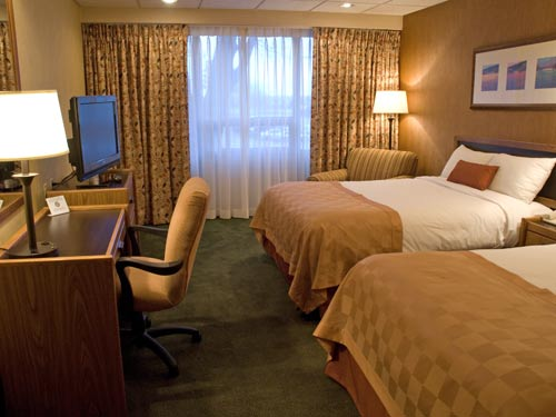 Ramada Mall of America Double Room