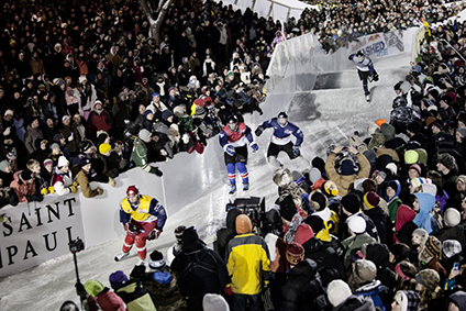 Red Bull Crashed Ice World Championship