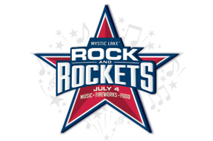 Rock and Rockets at Mystic Lake Casino in Prior Lake, MN