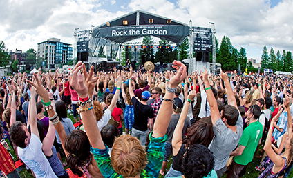 rock the garden in minneapolis mn near st paul and mall of america