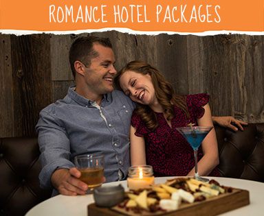 Romance Packages in Bloomington, MN