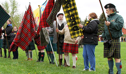 Scottish Fair and Highland Games in Eagan, MN