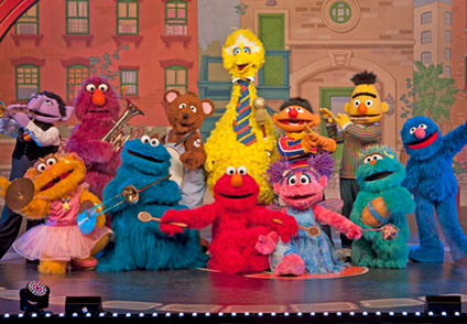 Sesame Street Live at State Theatre