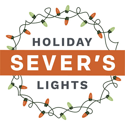 Severs Holiday Lights