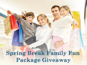 spring break giveaway ideas