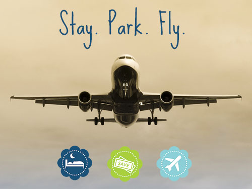 Stay, Park & Fly packages near Mall of America and MSP Airport.