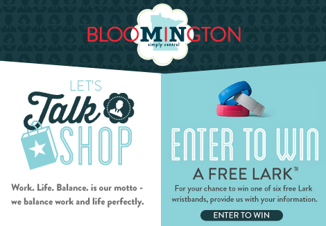 Let's Talk Shop and Enter to Win a Lark