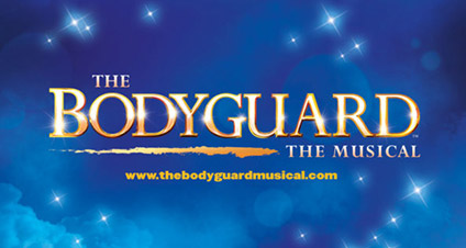 The Bodyguard the Musical at the State Theatre